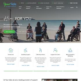 Your Side Website